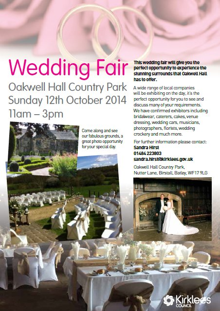 wedding fair 2014